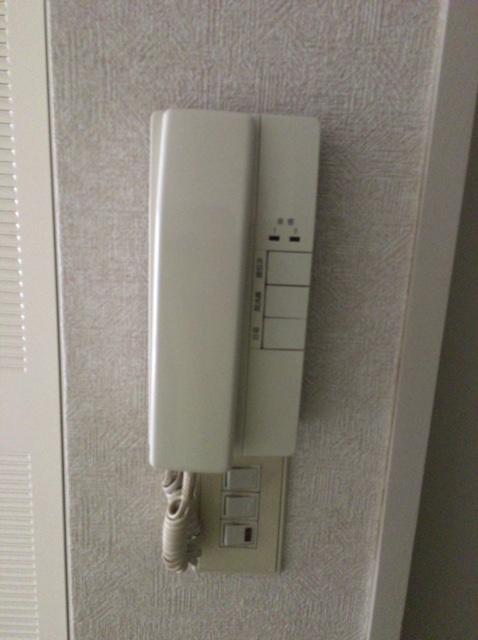 【交換前 室内側】