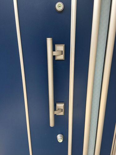 既存の玄関ドア